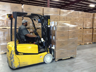 SHIPPING, WAREHOUSING & INVENTORY CONTROL